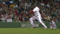 Ortiz&#039;s solo shot