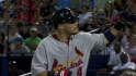 Molina's four hits