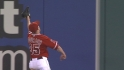 Bourjos' nice catch