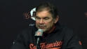 Bochy on Melky&#039;s production