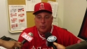 Scioscia on Angels&#039; defense