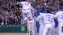 Lawrie's walk-off homer