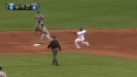 Smyly induces double play