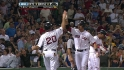 Middlebrooks&#039; two-run homer