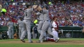 Ackley&#039;s three-run shot