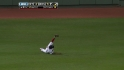 Byrd's fantastic diving catch