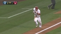 Trumbo&#039;s sacrifice fly