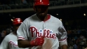 Phillies' six-run ninth
