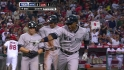 Granderson&#039;s three-run homer