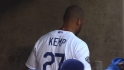 Kemp exits with injury
