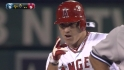 Trout&#039;s two-run double