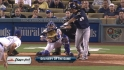 Gallardo's RBI single