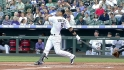 CarGo's milestone three-run shot