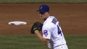 Bowden&#039;s first Cubs strikeout