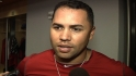 Beltran on Johan&#039;s no-hitter