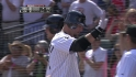 Pierzynski's two-run homer