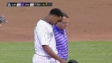 Nicasio's injury