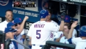 Wright&#039;s solo homer