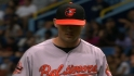 Matusz&#039;s strong outing