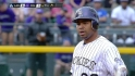 Rosario's RBI double