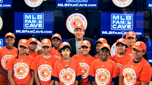 MLB announces 2013 Play Sun Smart initiative
