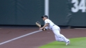 CarGo's gorgeous diving catch
