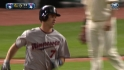 Mauer's two-run shot
