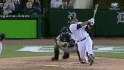 Santos&#039; walk-off sacrifice fly