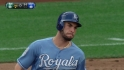 Hosmer abre el marcador con HR ante Milone