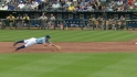 Giavotella&#039;s diving stop