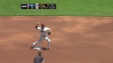 Zito induces double play