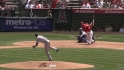 Trout&#039;s RBI single