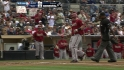 Goldschmidt's solo home run