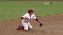 Galvis' great stop