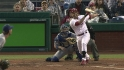 Polanco&#039;s two-run shot