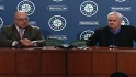 Mariners on selecting Zunino