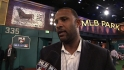 Sabathia on being Draft rep
