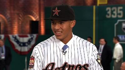 Baseball Academy helped Correa blossom