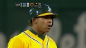 Cespedes&#039; two-run double