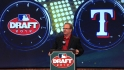 Rangers draft RHP Wiles No. 53