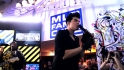 Adam Lambert visits the Fan Cave