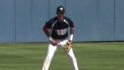 D-backs draft SS Munoz No. 90