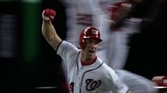 Harper's 1st career walk-off hit