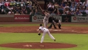Adams&#039; three-run homer
