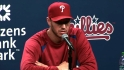 Halladay gives injury update
