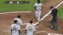 McCutchen's three-run jack
