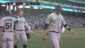 Carp's two-run double