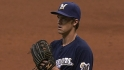 Greinke&#039;s dominant start