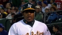 Cespedes' three hits