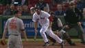 Youkilis&#039; RBI double